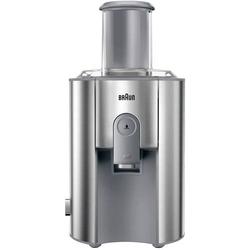 Braun Entsafter J700 Multiquick 7 1000W Edelstahl, Silber mit Entsafter
