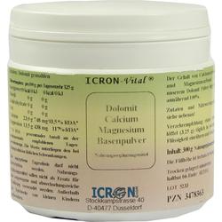 Dolomit Calcium Magnes.Basen Pulver Icron Vital