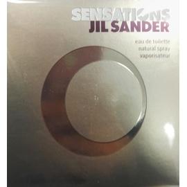 Jil Sander Sensations Eau de Toilette 40 ml