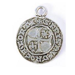 Adelia´s Amulett Tempelritter, Das Siegel des Tempelritters Hugues De Roca 'Forti'