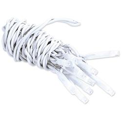 LED Lichterkette, 20 Birnchen, weiß