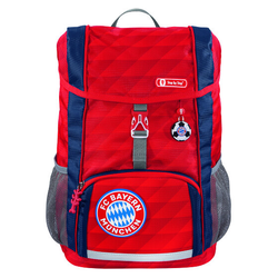 Step by Step Kid FC Bayern Kinderrucksack-Set 3tlg. mia san mia
