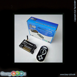 LED Dimmer 2,4G 12/24V 16A + FB