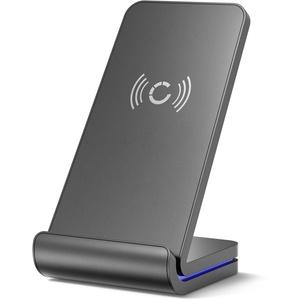 Induktionsladegerät kompatibel mit Samsung Galaxy S20, S10, S9, S8, S7, S6 / Galaxy Note 10, 9, 8, 5 Kabellose Ladestation 10W Fast Charge  Induktives Ladegerät Wireless Charger Ladepad Ladematte