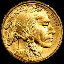 1 Unze Gold American Buffalo 2020