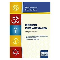 Medizin zum Aufmalen, 64 Symbolkarten