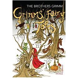 Grimm's Fairy Tales. Jacob Grimm  Wilhelm Grimm  - Buch