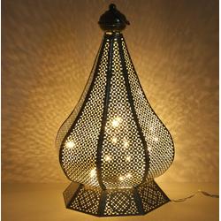 Guru-Shop Laterne Orientalische Metall Laterne in marrokanischem..