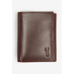 Next Brieftasche Dreifach unterteilte Brieftasche aus Leder