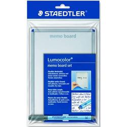 Whiteboardset Lumocolor memo board A5