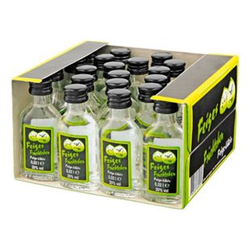 Feige mit Wodka 20,0 % Vol. 20 ml, 24er Pack