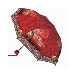 Disney Cars Taschenregenschirm Taschenschirm Disney Cars rot