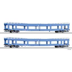 Tillig TT 01788 TT 2er-Set Autotransportwagen der DB AG
