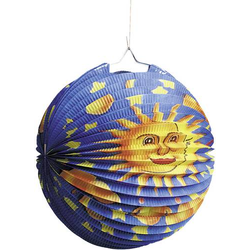 Sonne / Mond Laterne (Ø) 25cm
