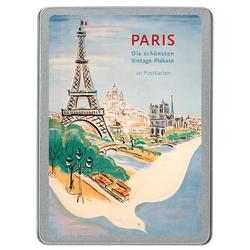 Paris 20 Postkarten
