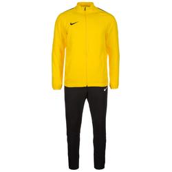 NIKE Herren Trainingsanzug gelb / schwarz