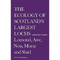 The Ecology of Scotland's Largest Lochs - Buch