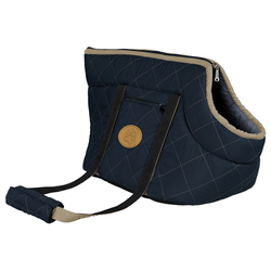 Trixie Tasche Viktoria dunkelblau/hellblau
