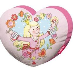 Dekokissen Prinzessin Annelie, mit süßer Prinzessin