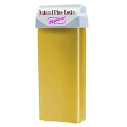 depileve Wachspatrone Pine Rosin Wax mit breitem Rollaufsatz 100 ml