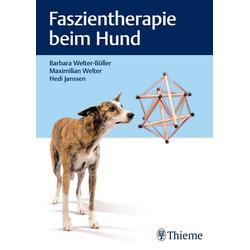 Faszientherapie beim Hund: eBook von Maximilian Welter/ Hedi Janssen
