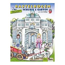 Schloss & Garten Bastelbogen
