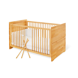 Kinderbett Natura (LBH 144x77x80 cm)