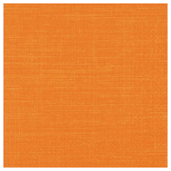 Linoows Papierserviette 20 Servietten, Farbserviette Leuchtend Orange,, Motiv Farbserviette Leuchtend Orange, Orangegelb
