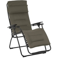 AirComfort Relaxsessel 70 x 83 x 115 cm taupe klappbar
