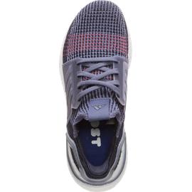 adidas Ultraboost 19 W raw indigo/raw indigo/shock red 42