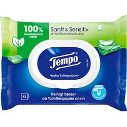 Tempo Feuchttücher Sanft & Sensitiv 42 Tücher