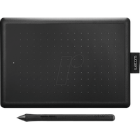 Wacom One Small Grafiktablett 2540 lpi 152 x 95 mm USB Schwarz