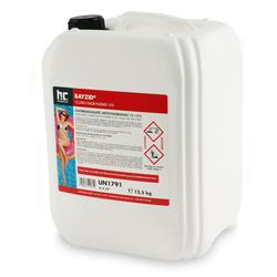 1 x 12,5 kg BAYZID® Chlor 13% flüssig für Pools(12,50 kg)