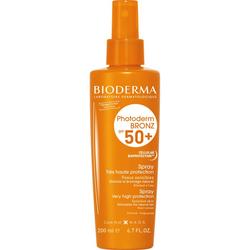 BIODERMA Photoderm Bronz Sonnenspray SPF 50+ 200 ml