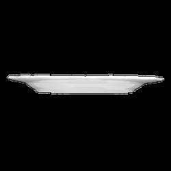 Marienbad Teller flach 25 cm weiß