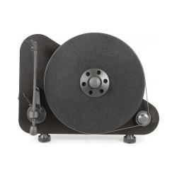Pro-Ject Phono VT-E R inkl. Ortofon OM 5e in matt schwarz Plattenspieler