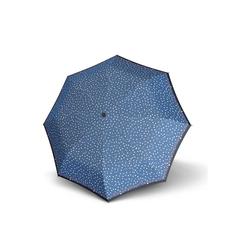 Knirps® Taschenregenschirm X1 Regenschirm blau