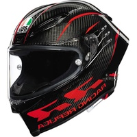 AGV Pista GP RR Performance Carbon/Red
