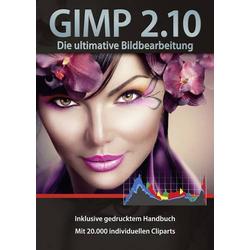 GIMP 2.10 Bildbearbeitung Vollversion, 1 Lizenz Windows Bildbearbeitung
