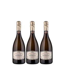 3er-Probierpaket Doppio Passo Asolo Prosecco Superiore - Casa Vinicola Botter - Weinpakete