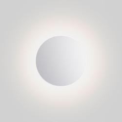 Lid Wandleuchte - Front: Echtglas-Spiegel