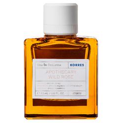 Korres Apothecary Wild Rose Eau de Toilette für Sie 50 ml