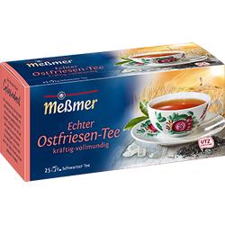 Meßmer echter Ostfriesen Tee kräftig und vollmundig 12er Pack