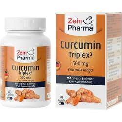 Curcumin Triplex3 Kap 500mg curcu.Extr.95% Curam.