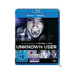 Unknown User - DVD  Filme