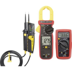 Beha Amprobe BASIC KIT Hand-Multimeter, Stromzange