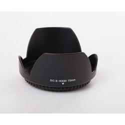 vhbw Gegenlichtblende Sonnenblende Streulichtblende 72mm Kamera Sony HVR-Z1, HVR-Z5, HVR-Z7, HVR-S270