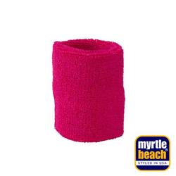 Sport Schweißband | Myrtle Beach pink