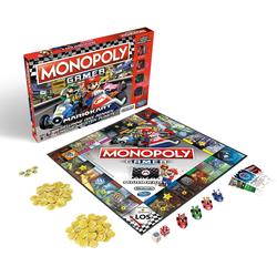 Hasbro Spiel, Monopoly Gamer Mario Kart
