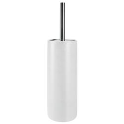 WC-Bürste Tube-Ribbed - Weiß